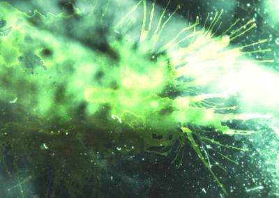 Nébuleuse explosive