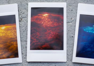 Photographies instantanées